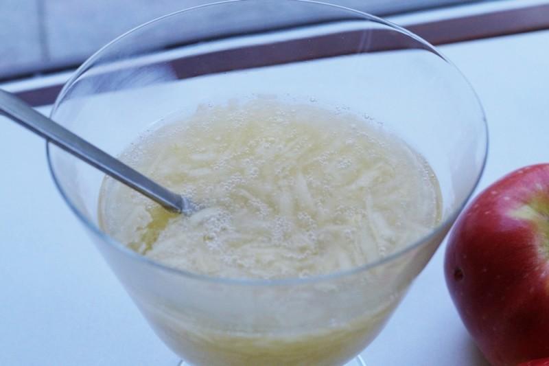 kisiel jabłkowy
