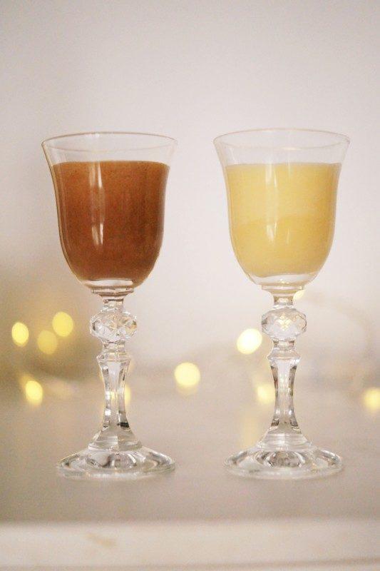 ajerkoniak kakaowy i klasyczny
