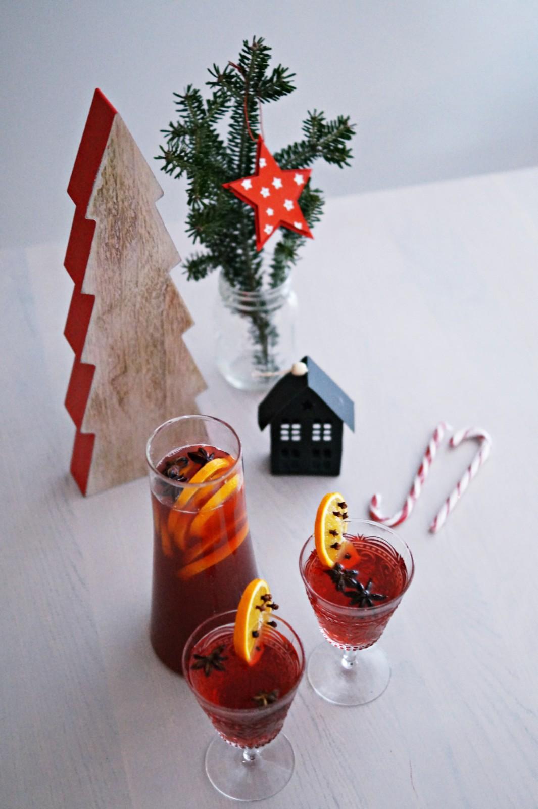 świąteczny kompocik dla dzieci a'la susz