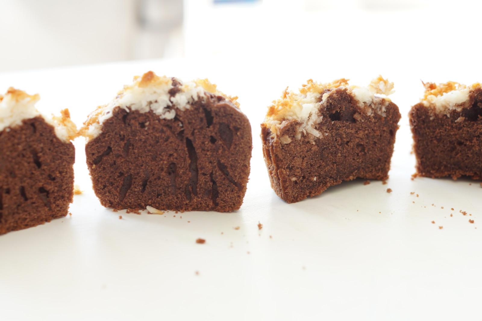 muffinka bezmleczna bezglutenowa