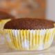 puszyste i delikatne muffinki z czerwonej fasoli